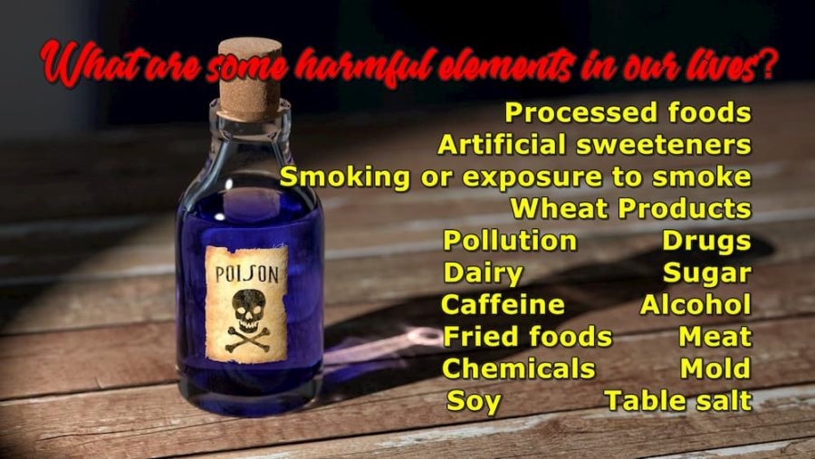 Detox your body of poisons
