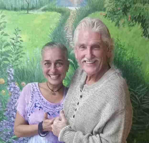 Vanda Maria and Dr. Morse